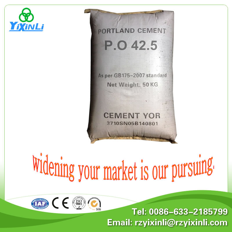 Portland Cement Product : Portland cement specification product