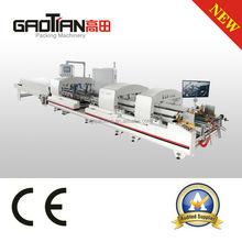 WENZHOU GAOTIAN brand SHH-1600F Automatic Folder Gluer Machine / Automatic Box Making Machine SHH-1800F / SHH-2000F