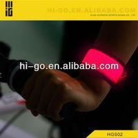 creative LED flash bracelet safety LED marker band