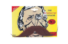 Wholesale party fake beard moustache, false moustache,fake beard and mustache MU4017