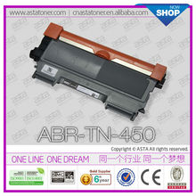 China Manufacture Original Quality Toner Cartridge TN-450 For Brother