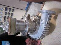 Expansion turbine