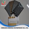 China modified bitumen emulsion flexible waterproof material 3mm