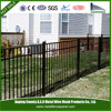 ISO9001 green heavy duty color steel fence panel