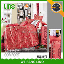 jacquard satin bed sheets picture/bed size full queen king