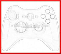 Wholesale game guiatar controller, wired games for xbox 360, wired game games controller
