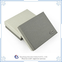 faux leather gift boxes / simple cardboard gift boxes
