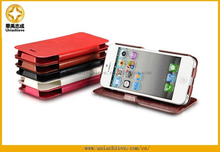 Case for Apple iphone 5s, the hot PU leather filp case for iphone 5s