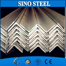 ASTM A36 MS carbon steel angle iron for building construction