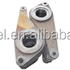 yellow zinc plated machining part with good quality