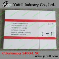 Chlorfenapyr 240g/l SC 10% SC 360g/l SC
