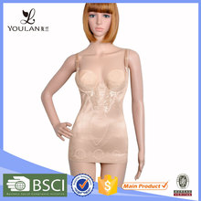 Made in China Fitness Brown Erotic Ladies Sexy Bustier Lingerie