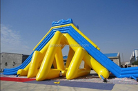 A-04905 Cheap Exciting Giant Inflatable Water Slide For Adult