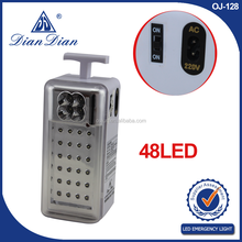 New style top quality best design made in china rechargeable emergency light led camping light