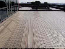 Waterproof wpc planks terraces, wpc terrace planks, cheap composite decking
