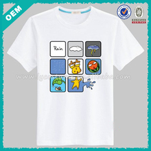 2014 exquisite design garments , excellent designer t-shirt in china , DIY on your own shirt (lyt03000145)