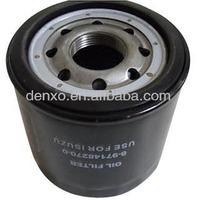 8-97148270-0 Isuzu Oil Filter for Truck
