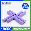 Li-ion 18650 Battery 3.7V 1800mAh Used In Electric Shaver