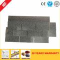 3-tab cobertura de asfalto telha