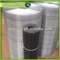 Factory cheap stainless steel welded wire mesh / PVC welded wire mesh /304 welded wire mesh