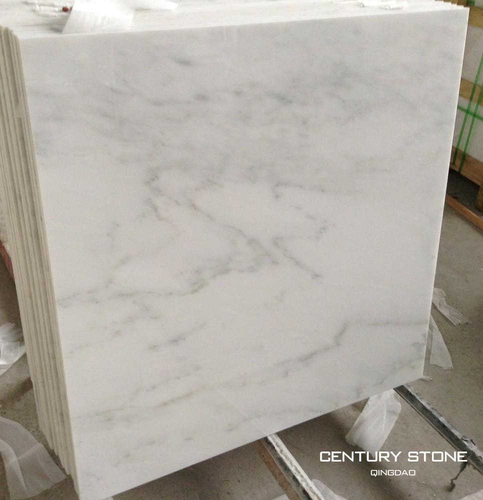 Detail Stone Slabs : Oriental white polished marble stone slab buy