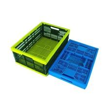 folding plastic basket for fruits