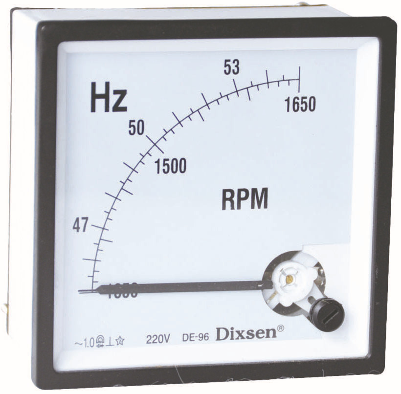 60 Hertz Frequency Meter : High precison hz rpm meter buy