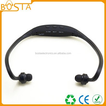 China bulk sale cool cell phone accessory earphone headphone wireless