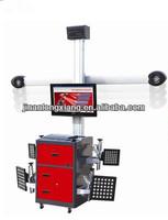 3d wheel alignment machine chassis alignment machine