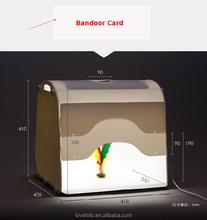 soft box studio kit di illuminazione verde 360 prodotto fotografia kit