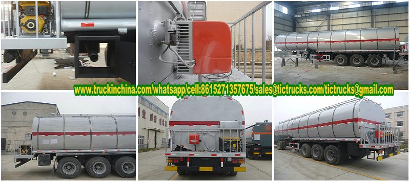 asphalt tanker semi trailer 45000L -Liquid asphalt.jpg