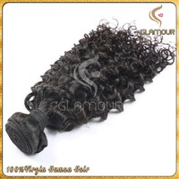 2015 Hot sale Indian deep curl human hair extensions wholesale
