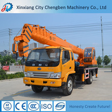 Dongfeng/T-King/BMC 10T Capacity Used Truck Cranes for Sale