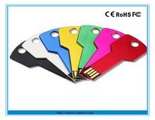 Anniversary Gift Key Style/Shape USB Stick