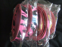 DIY dog leashes collars for pet dog or cat