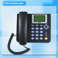 ET-623 1 SIM card GSM Wireless Phone with LCD / Desktop Phone (900/1800MHZ) ,support SMS, headset