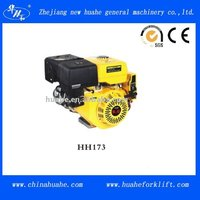 cheap price petrol power 173f engine 8hp professional wholesale,single cylinder petrol engine for sale