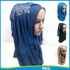 plain diomond tudung hijab jilbab