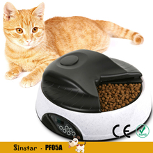 Remote Automatic Pet Feeder fancy dog bowl portable bowl