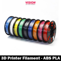 3D Filament, ABS & PLA 3D Filament (1.75mm & 3mm) for best