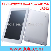 9 inch ATM 7029 Quad Core Tablet PC with 1024*600 HD Capacitive Multi-touch Screen (902)