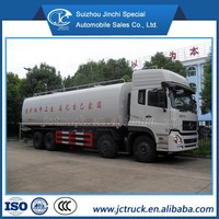 DongFeng 8X4 stainless steel water trucks for sale in uae
