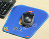 OEM factory- removable foam custom die cut mouse pad 1mm thick