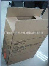 wholesale cheap durable corrugated board 3/5/7ply carton box