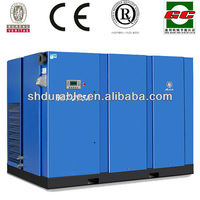 200KW 12bar Bolaite (Atlas Copco) screw compressor
