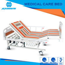 Plastic with all accessories hospital bed for sale for wholesales