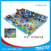 2015 indoor playground shopping mall playground indoor play structure day care playground factory price