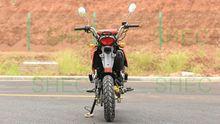 Motorcycle trike chopper/moped three wheel motorcycle/gas sco
