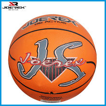 Size 5 Rubber Basketball, Joerex Basketball For Teen Playing JB002