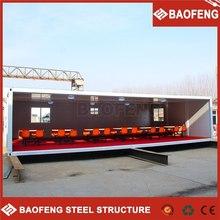 modular galvanized prefabricated classrooms pakistan